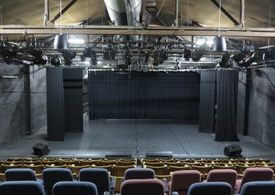 Stage & Auditorium
